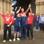 Special Olympics National Games Torch Run – 1st August 2017 in Ripon